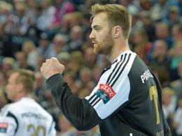 Wolff rettet Kiel Sieg gegen Schaffhausen