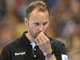 Verlässt Sigurdsson den DHB im Sommer?
