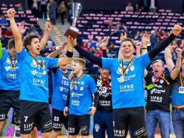 DHB-Pokal: Oberligist Spenge fordert Rekordmeister Kiel