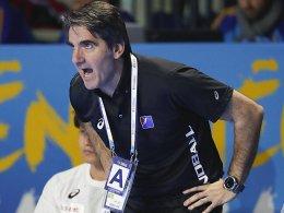 Ortega coacht Hannover-Burgdorf