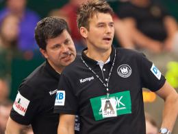 Haase bleibt Prokops Co-Trainer beim DHB-Team
