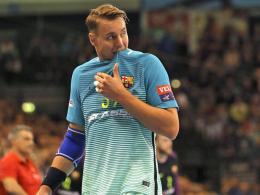 Karriereende naht: Jicha verlässt den FC Barcelona