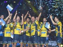 Rhein-Neckar Löwen holen Handball-Supercup!