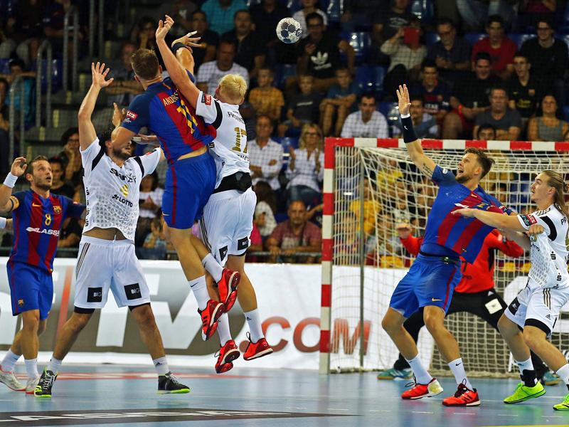cl handball 2019