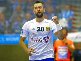 Göppingen verpflichtet slowakischen Nationalspieler