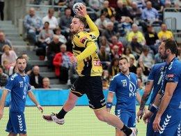 Löwen nach Sieg gegen Zagreb Gruppenerster