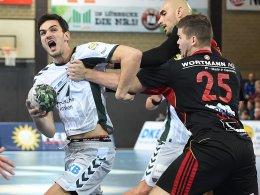 Berlin verteidigt Tabellenführung - Viertelfinale ausgelost