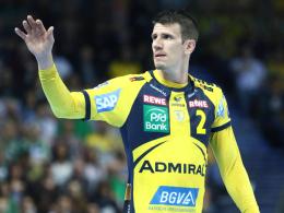 Löwen gelingt Champions-League-Sieg in Szeged