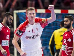 THW Kiel verpflichtet den Bruder von Keeper Landin