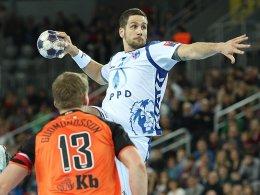 Füchse Berlin: Erst Mandalinic, dann EHF-Pokal