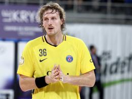 Löwen holen Kreisläufer Nielsen von PSG