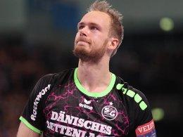 Toft Hansen verlässt Flensburg Richtung Paris