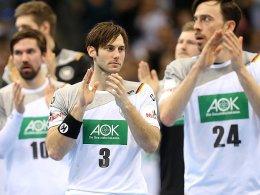 DHB-Team überzeugt gegen Island im ersten EM-Test