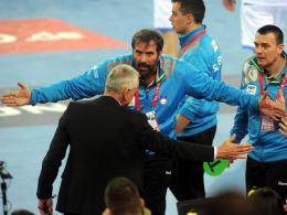 EHF weist auch zweiten Einspruch Sloweniens ab