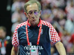 Schock für Gastgeber Kroatien: Gold-Mission in Gefahr