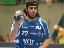 Gummersbach holt iranischen Nationalspieler