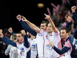 Kurs aufs Halbfinale: Siege für Kroatien und Frankreich