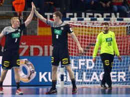 Trotz starker Leistung: DHB-Team unterliegt Dänemark