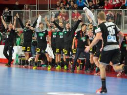 Jubel beim DHB-Team: Halbfinale ist in eigener Hand!