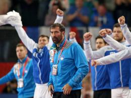 DHB-Team freut's: Slowenien entzaubert Spanien!