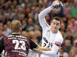 THW Kiel verlängert mit Spielmacher Zarabec