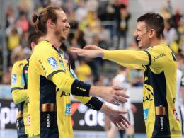 Löwen und Hannover erreichen das Final Four