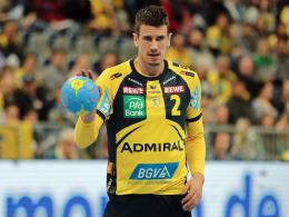 Viele Verlierer: EHF schmettert Löwen-Vorschlag ab