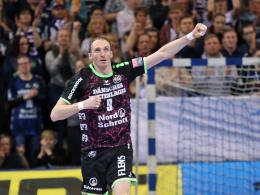 Glandorf ist neuer Rekord-Feldtorschütze der Bundesliga
