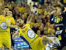 17:41! Drittliga-Team der Löwen in Kielce einfach chancenlos