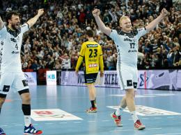 CL-Form hält an: THW Kiel schlägt die Rhein-Neckar Löwen!