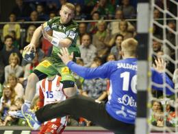 EHF-Cup: Magdeburg vorzeitig für Final Four qualifiziert