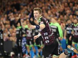 Flensburg erreicht das Viertelfinale
