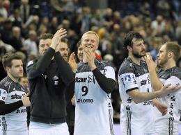 Wie der alte THW: Kiel zieht ins CL-Viertelfinale ein!