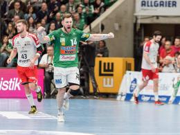 EHF-Cup: Göppingen nach Frankreich, Füchse nach Kroatien