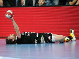 HC Erlangen: Saison-Aus für Europameister Sellin
