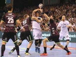 Flensburg zu Hause nur Remis gegen Montpellier