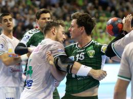 Göppingen im EHF-Cup gegen Berlin - Klein vs. Gensheimer