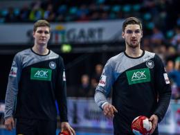 Drei Europameister zurück im deutschen Aufgebot