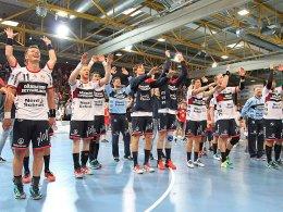 Ein Sieg fehlt Flensburg zum Titel - Gummersbach gerettet