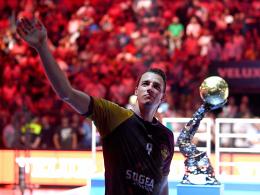 Klein-Traum platzt: Montpellier ist Champions-League-Sieger