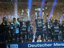 Flensburg-Handewitt zum zweiten Mal Handball-Meister