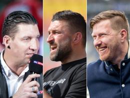 Handball-WM: Kretsche, Zecke und Tusche vertreten Berlin