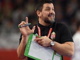 Slowenien verpasst Handball-WM