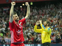 Deutschland ruft: Kroatien trotz Pleite bei WM 2019 dabei