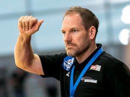 Andersson Teilzeit-Torwarttrainer beim THW