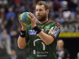 Fäth wechselt 2018 zu den Rhein-Neckar Löwen