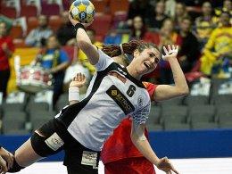 Deutsche Handball-Frauen Sechster bei EM