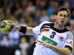 Gensheimer reist an! DHB-Kapitän gegen Ungarn dabei