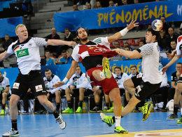 Ticker: So zog das DHB-Team Ungarn den Zahn