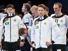 DHB-Team vor Dänemark - Kretzschmar sieht Bruch